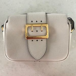 Burberry Buckle crossbody bag
